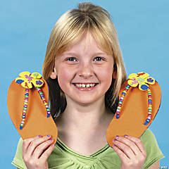 Make your own Flip Flops Idea