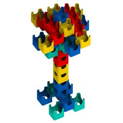 Q-BA-MAZE Bold Color Set - Tree