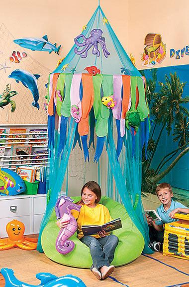 Reading Corner Classroom Decoration ~ Classroom library reading corner themes ideas supplies
