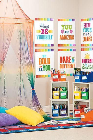 Classroom Theme Ideas For Reading ~ Classroom decorations decor