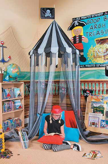 Reading Corners classroom library supplies & reading corner themes