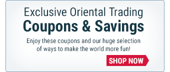 Oriental Trading Coupons & Savings!