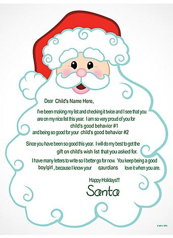 Welcome to oriental trading from santa santas beard spiritdancerdesigns Choice Image