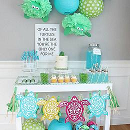 First Birthday Party Supplies | OrientalTrading.com - photo#9