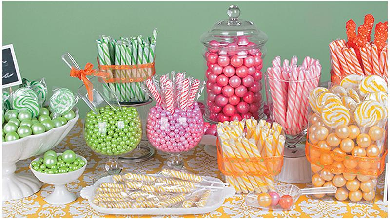 19 candy buffet plastic jars the worlds cutest candy center