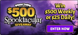 Win $500 Weekly or $25 Daily!