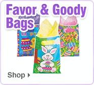 Favor & Goody Bags