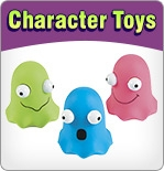 Character Toys - Shop Now