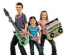 Rockstar Theme Parties