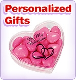 Personalized Valentine Gifts