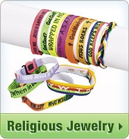 Religious Jewelry - Shop Now