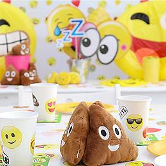 Emoji Summer Pool Party