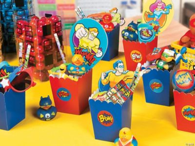 Superhero Party Supplies Superhero Birthday Party Games Favors