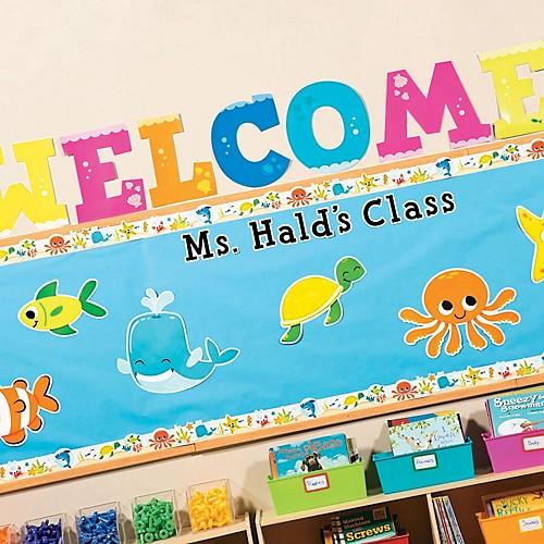 Teacher Classroom Decor Websites ~ Teacher supplies classroom resources