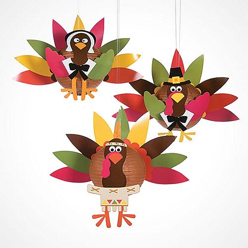 party decorations - Thanksgiving Decor