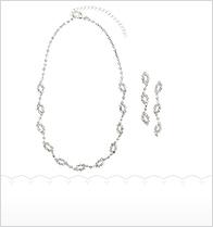 Garters, Tiaras & Jewelry