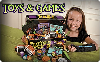 Halloween Toys & Games