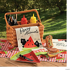This Picnic is So Sweet!