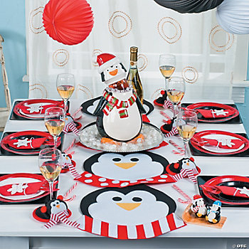 Penguin Party Fun