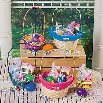Easter Basket Fun