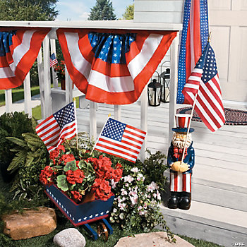 4th of July Porch Décor