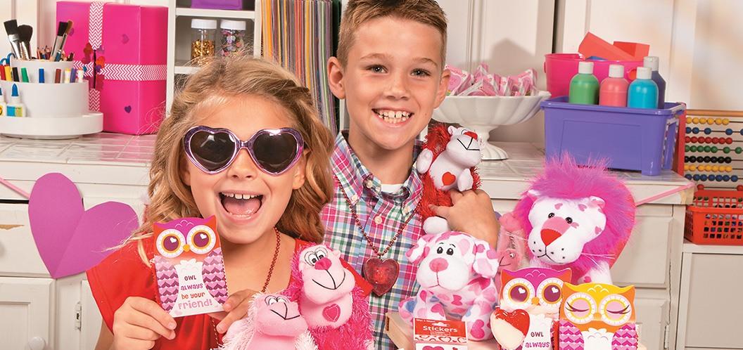 Sharing Valentine Treats & Smiles