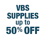 VBS Supplies - Up To 50% Off