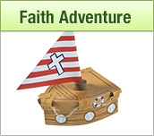 Faith Adventure - Shop Now