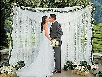 Wedding ceremony decorations wedding ceremony supplies arches columns junglespirit Image collections