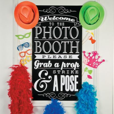 how to build a photo booth for wedding reception