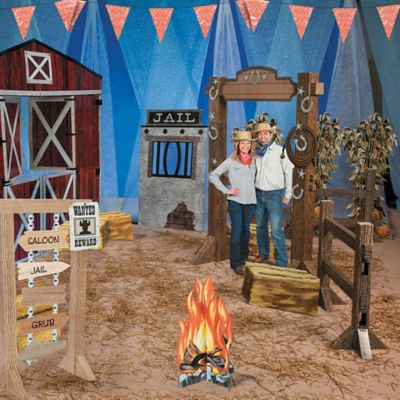 Party Decorations & Western Party: Western Party Supplies Cowboy Party Supplies