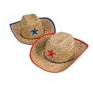 Cowboy Hats & Bandanas