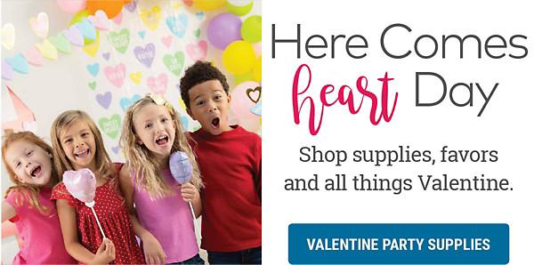 Valentine Party Supplies