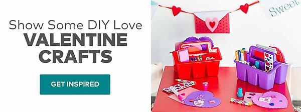 Fun Valentine Craft Ideas