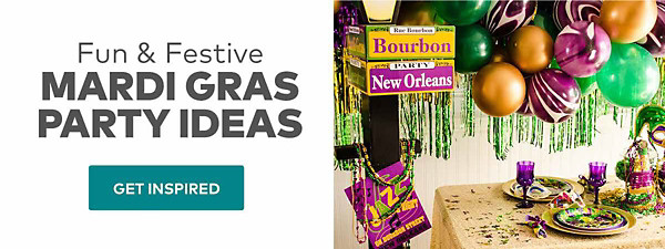 Fun & Festive Mardi Gras Party Ideas