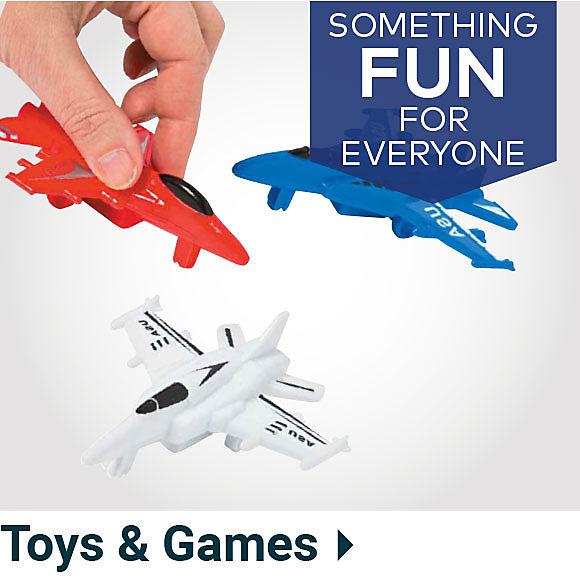 Patriotic Toys & Games