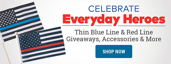 Thin Red Line & Blue Line