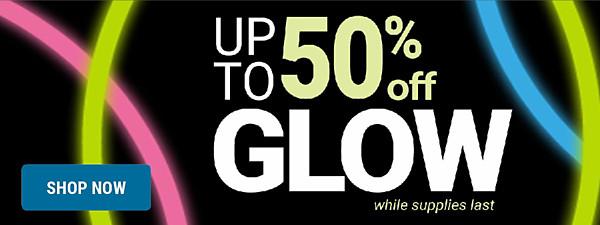 Glow Sale
