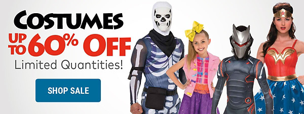 Costumes Sale