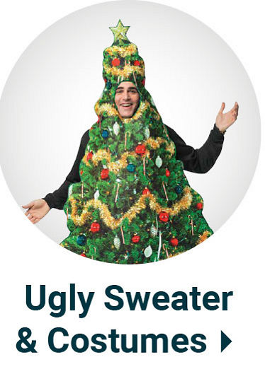Ugly Sweater Costumes