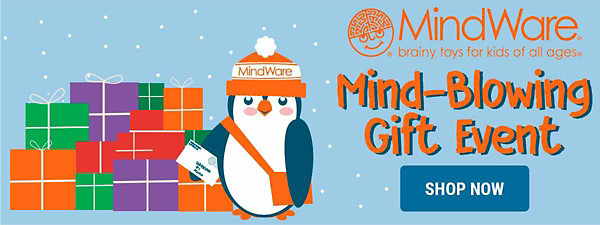 MindWare Mind-Blowing Gift Event