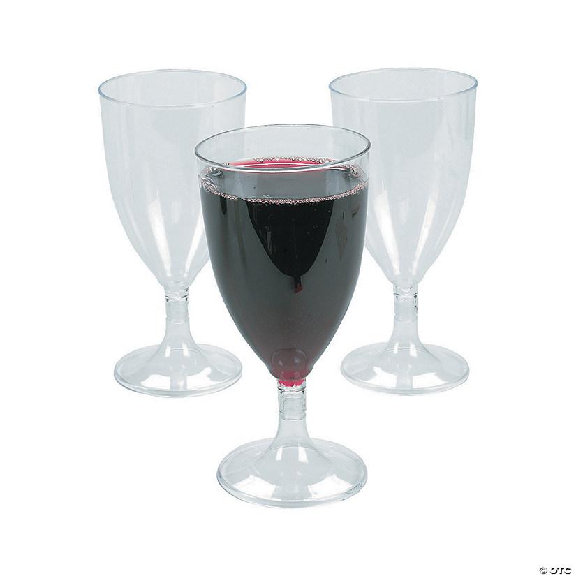c960c204c3 Plastic Wine Glasses