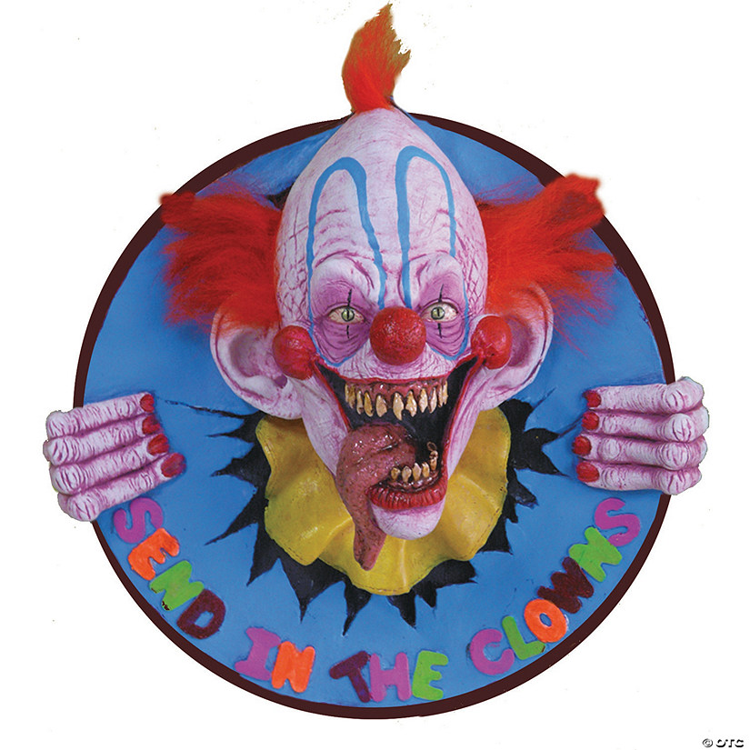 Send In The Clowns Halloween Decoration