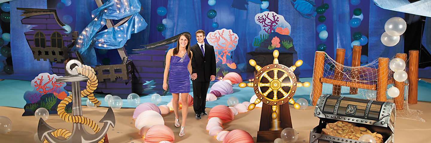Under The Sea Grand Event Party Oriental Trading
