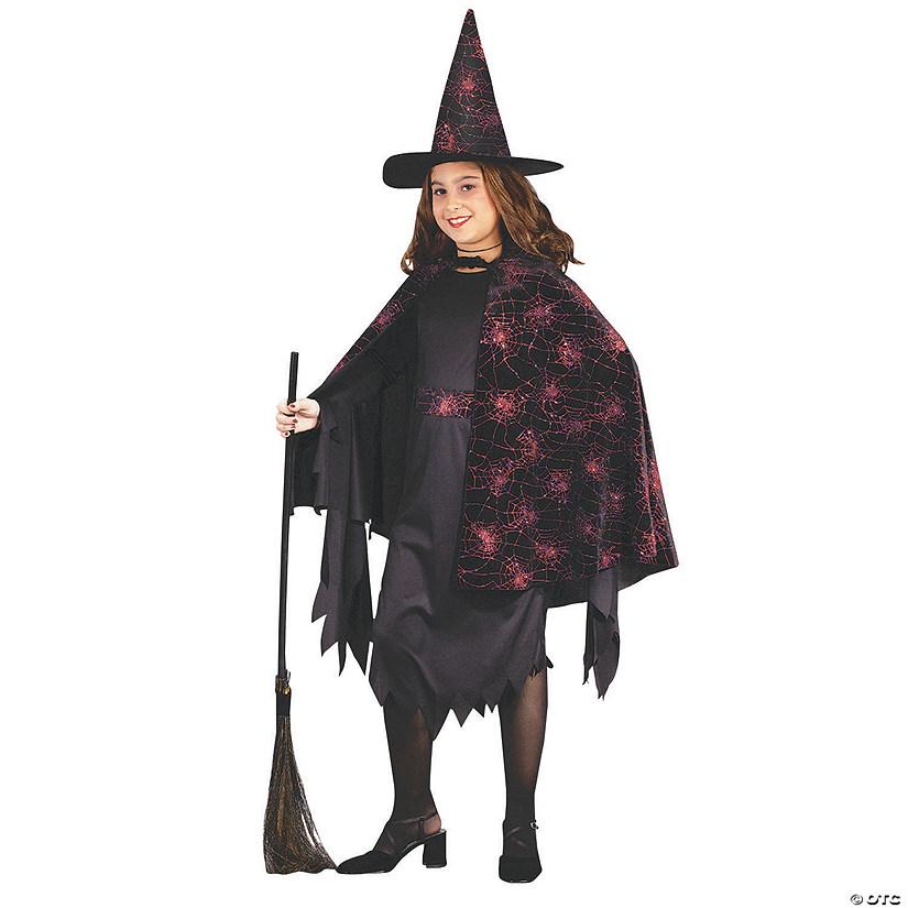 7ff049da0e8 Girl's Glitter Witch Costume