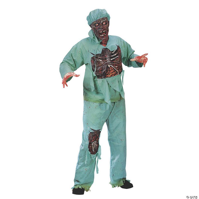 565ce319adc Men's Zombie Surgeon Costume