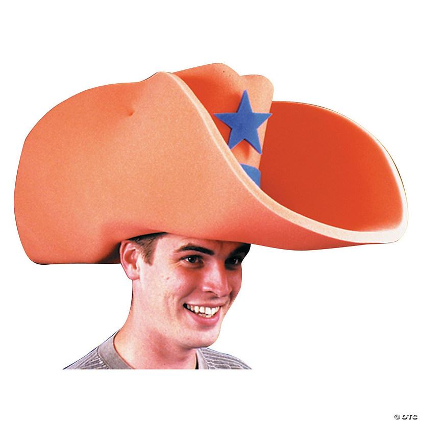 Orange 40 Gallon Hat 693c31aec3d