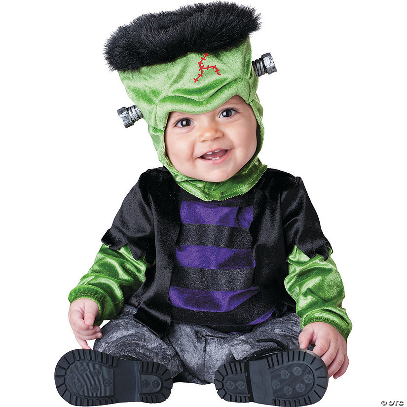 Baby Monster Boo Costume Oriental Trading