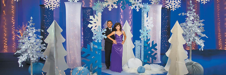 Winter Wonderland Grand Event Party Supplies Oriental Trading