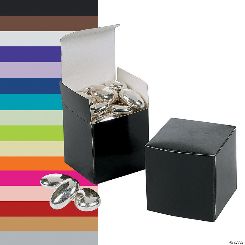 Preferred Mini Favor Boxes KY53
